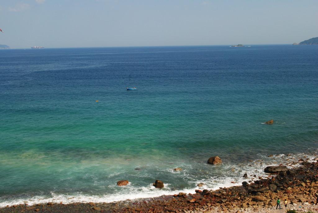 塔門 海邊