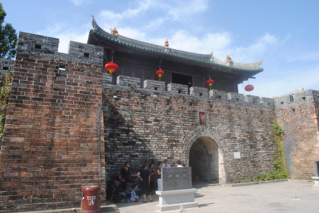 大鵬所城 南門