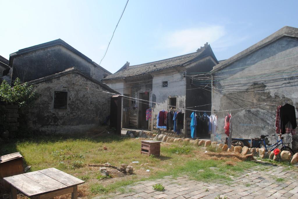 大鵬所城 民居