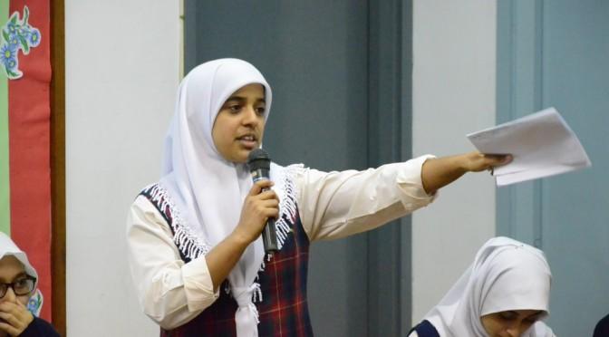 伊斯蘭脫維善紀念中學 辯論