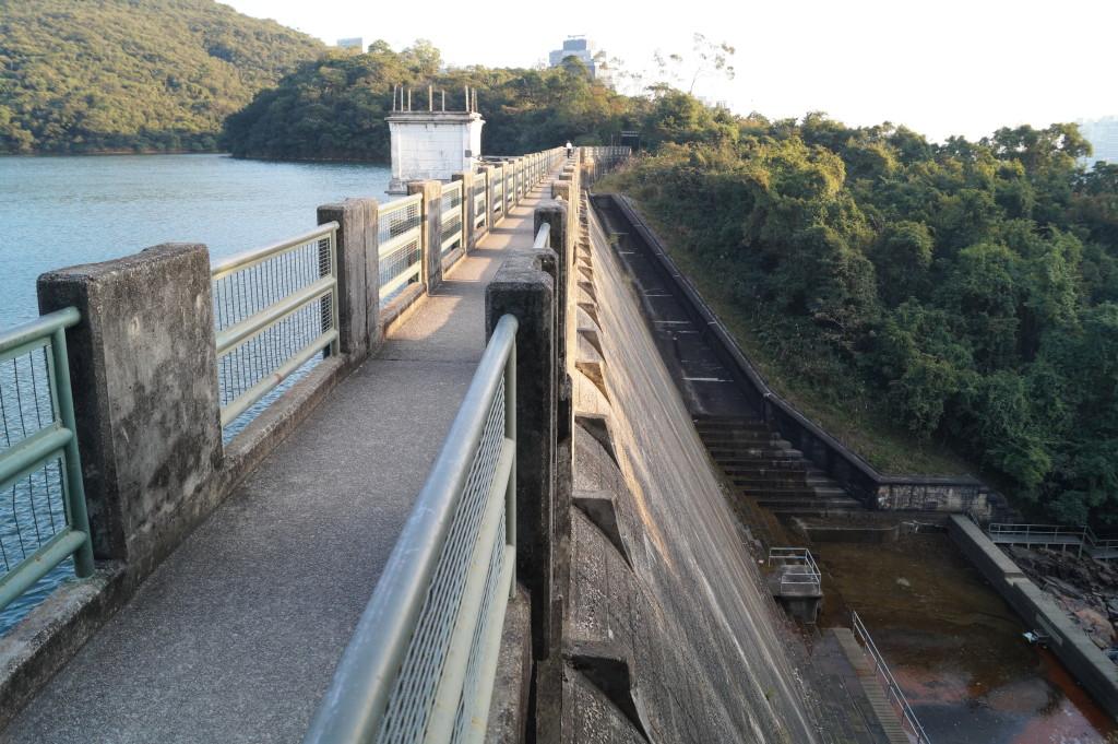 香港仔下水塘 大壩