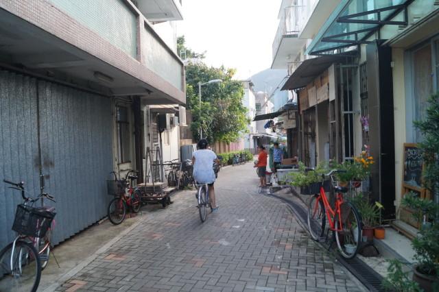 梅窩 街道
