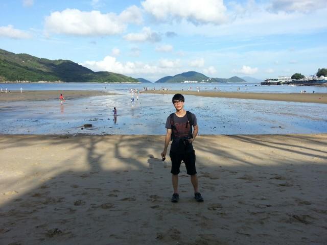 梅窩 銀礦灣 海灘