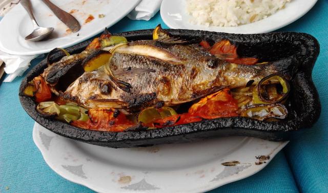 土耳其 煎魚