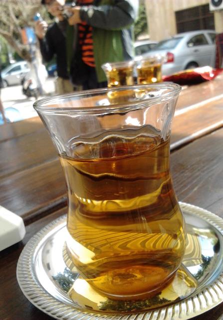 土耳其 蘋果茶