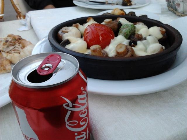 土耳其 焗蘑菇