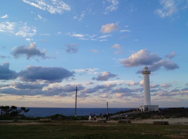 沖繩 殘波岬燈塔3