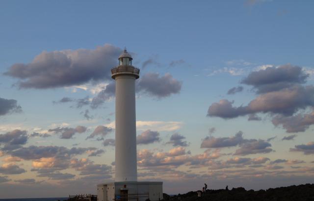 沖繩 殘波岬燈塔2