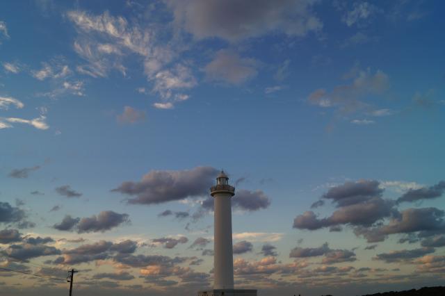 沖繩 殘波岬燈塔
