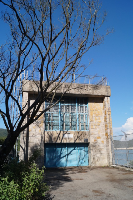 萬宜水庫 Gate House 警衛室