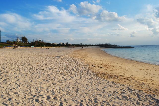 沖繩 殘波海灘