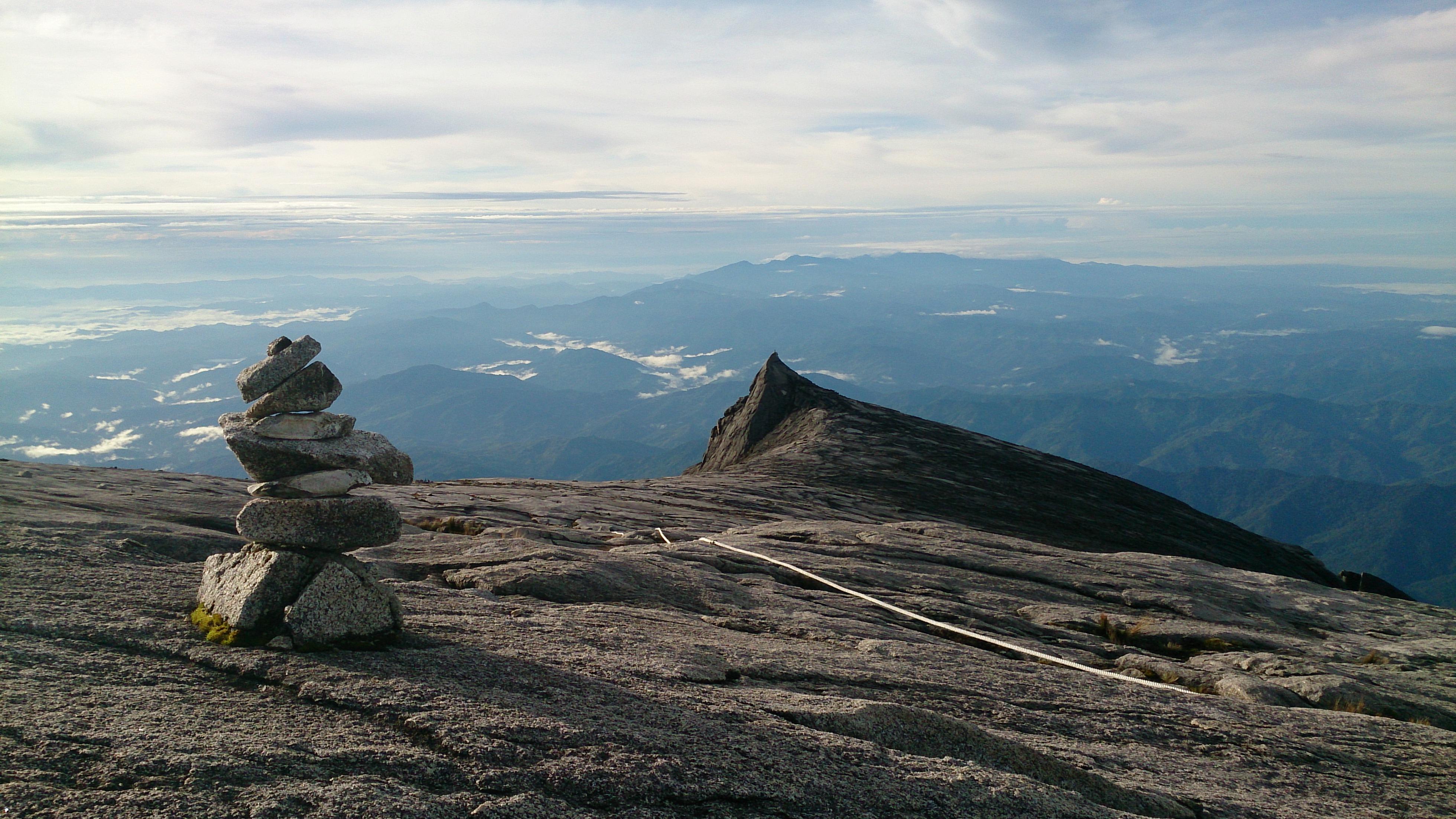 沙巴 神山 south peak2