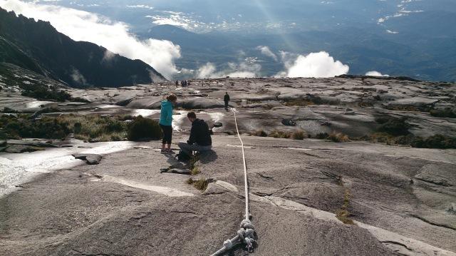 沙巴 攀登神山