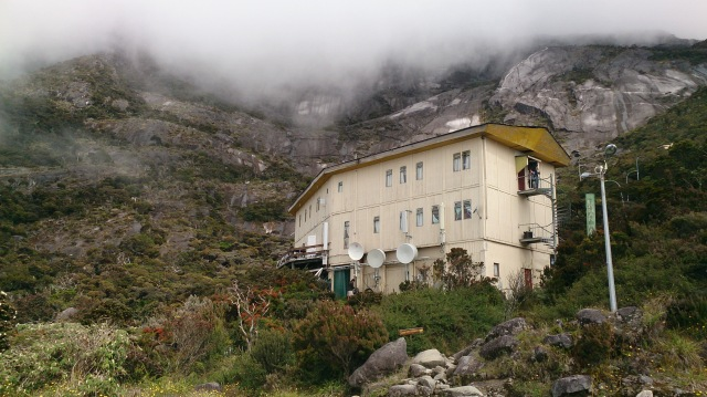沙巴 神山 旅館 laban rata 外貌