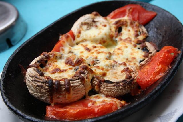 土耳其 芝士焗蘑菇