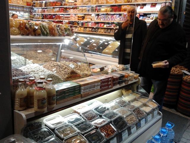 土耳其 伊斯坦堡 雜貨店
