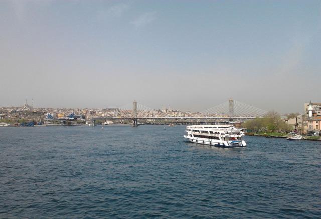 土耳其 伊斯坦堡 博斯普魯斯海峽大橋