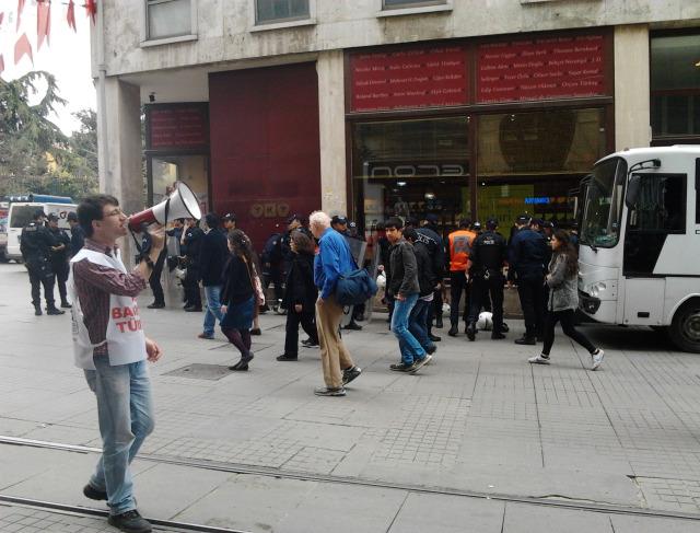 土耳其 伊斯坦堡 2013年示威
