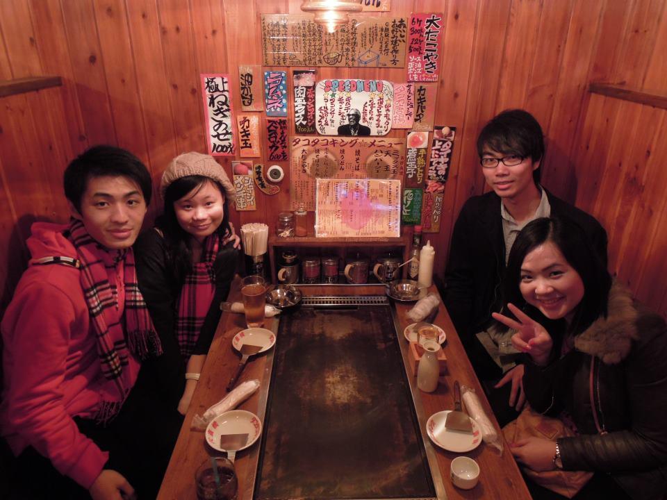 日本大阪合照 2012