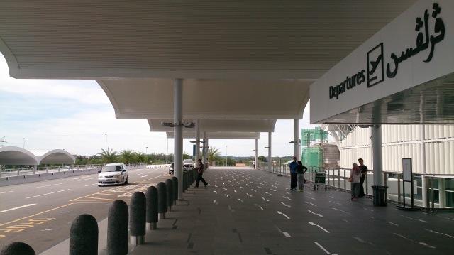 汶萊斯里巴加灣 機場