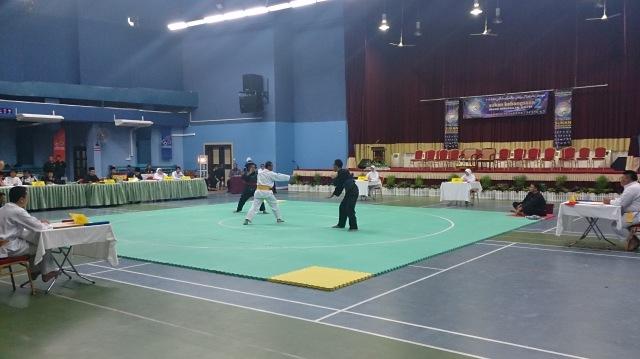 汶萊斯里巴加灣 pusat belia 武術比賽