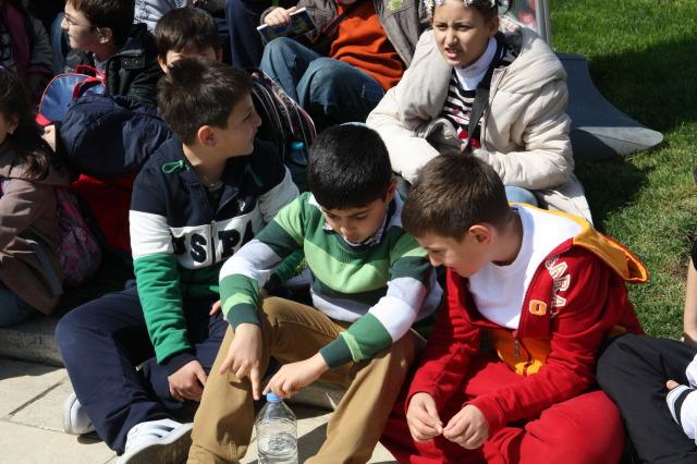 土耳其 伊斯坦堡 小學生