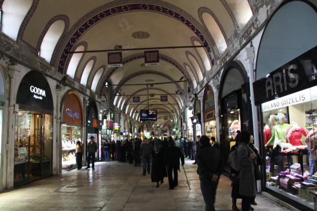 土耳其 伊斯坦堡 grand bazaar