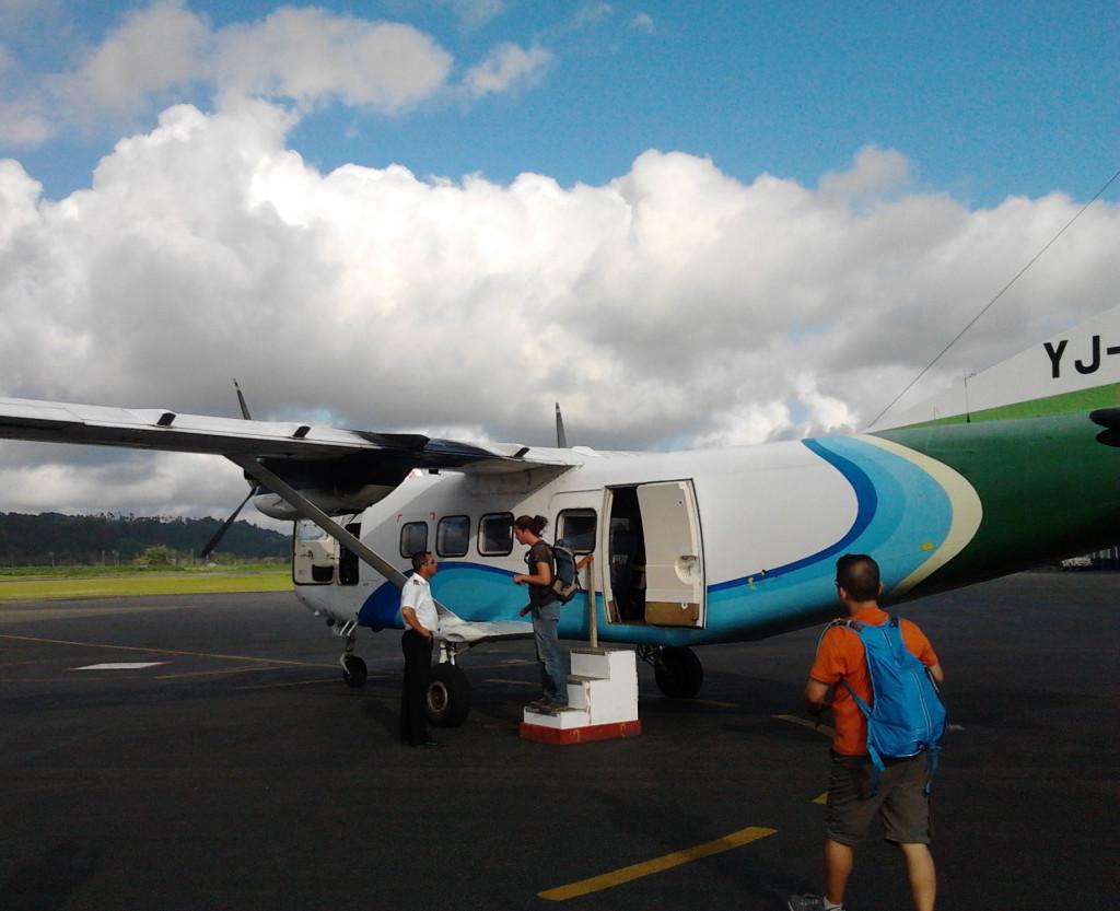 瓦努阿圖維拉港機場