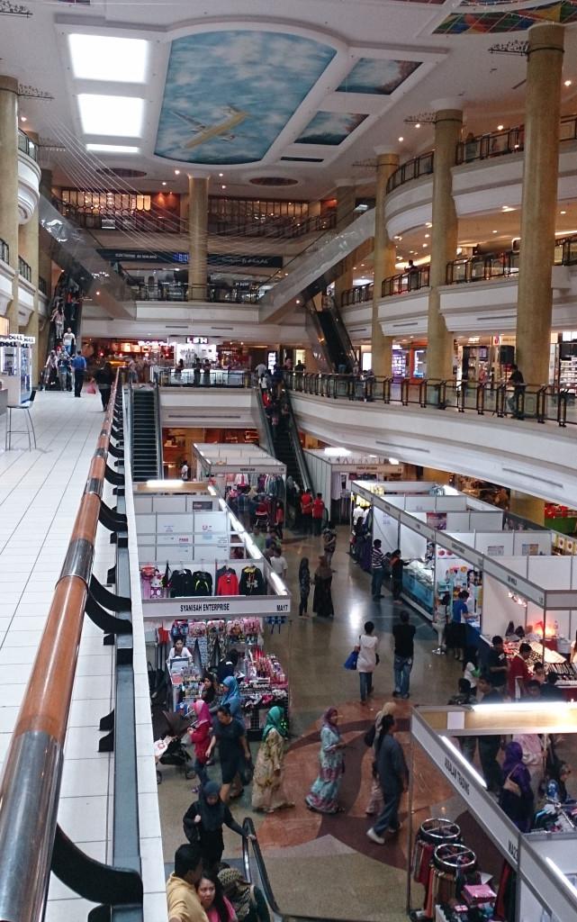 汶萊 斯里巴加灣 加東商場