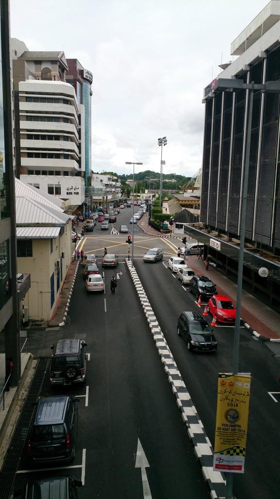 汶萊 街景