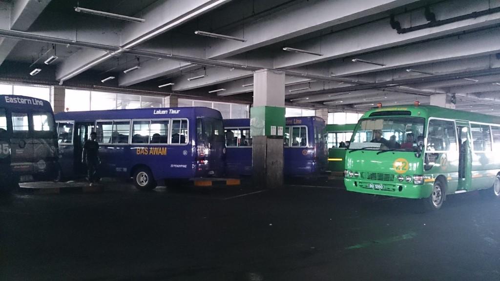 汶萊 斯里巴加灣 巴士總站