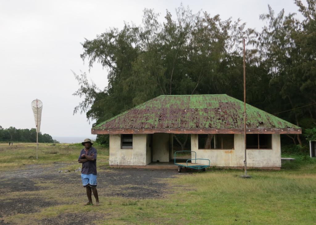 瓦努阿圖Ambrym Craig Cove機場