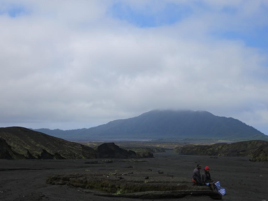 瓦努阿圖Ambrym火山