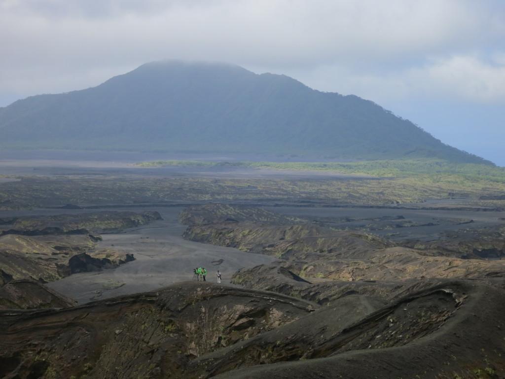 瓦努阿圖Ambrym遠景