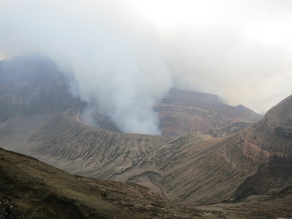 瓦努阿圖Ambrym Benbow火山口