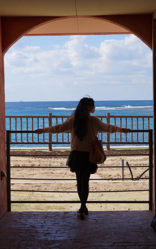 沖繩美國村多多與海