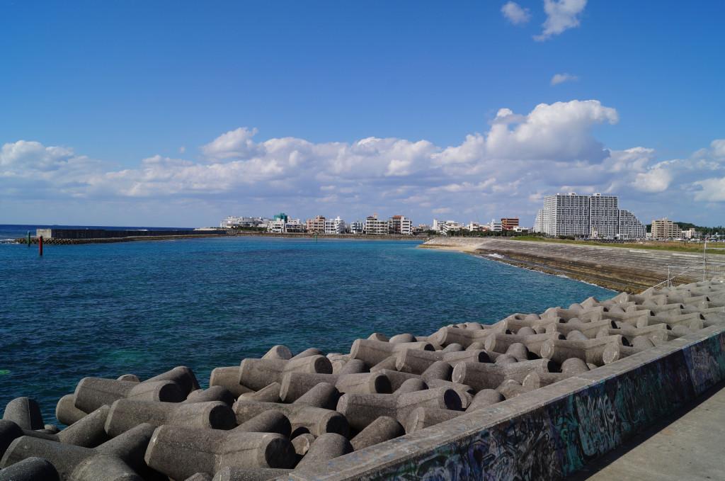 沖繩美國村海濱