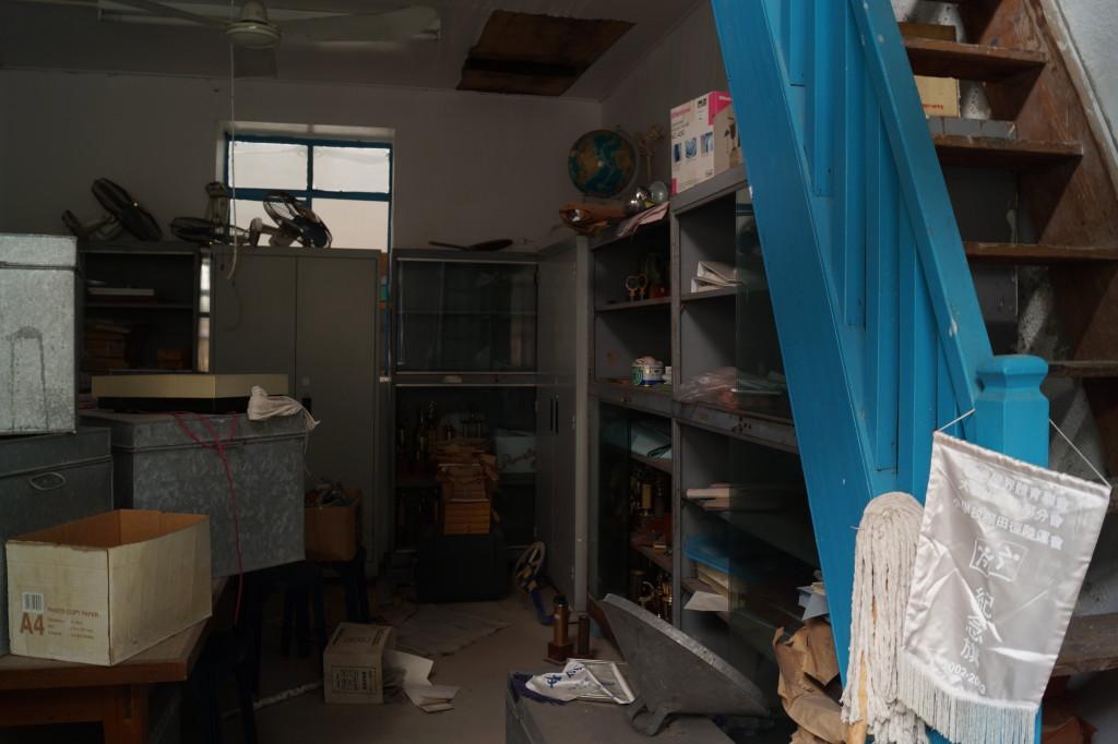 東涌砲台廢棄班房