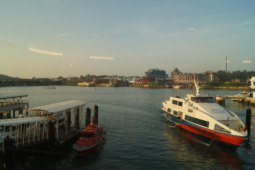 新加坡Harbourfront
